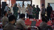 Danrem 072/Pamungkas Dampingi Kunjungan Kerja Panglima TNI di Gunungkidul. (Foto: dokumentasi Penrem 072)