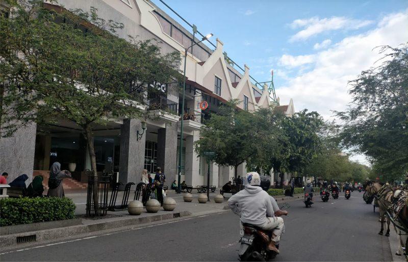 Pemkot Yogyakarta telah mempersiapkan beberapa aturan bagi wisatawan yang ingin mengunjungi Malioboro. (Foto: Agoes Jumianto)