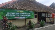 Posko Gugus Pertembakauan mulai menerima aduan dan keluhan masyarakat terkait tembakau. (Foto: Diskominfo Temanggung)