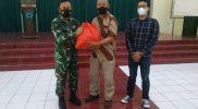 Kodim 0705/Magelang menggelar silaturahmi dengan PWI Magelang Raya melalui program Peduli Wartawan. (Foto:Humas/beritamagelang)