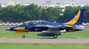 Pesawat tempur T-50 Golden Eagle menjadi alutsista yang siap menjaga kedaulatan NKRI. (Foto: dokumentasi TNI)