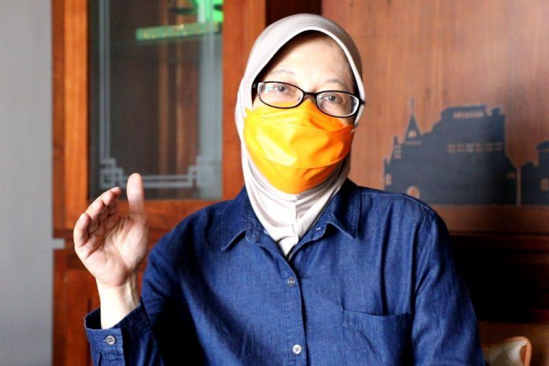 Kepala DPMPTSP Jateng, Ratna Kawuri. (Foto:Diskominfo Jateng)