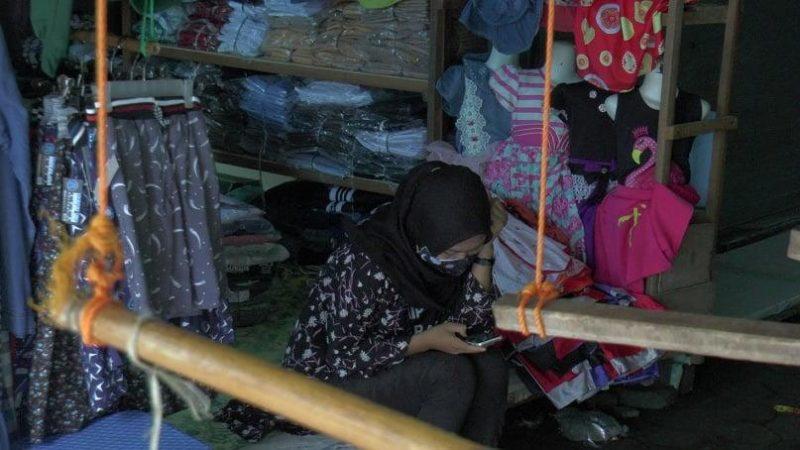 Seluruh pasar di Kabupaten Rembang akan buka kembali, tiap hari Jumat. (Foto: Diskominfo Jateng)