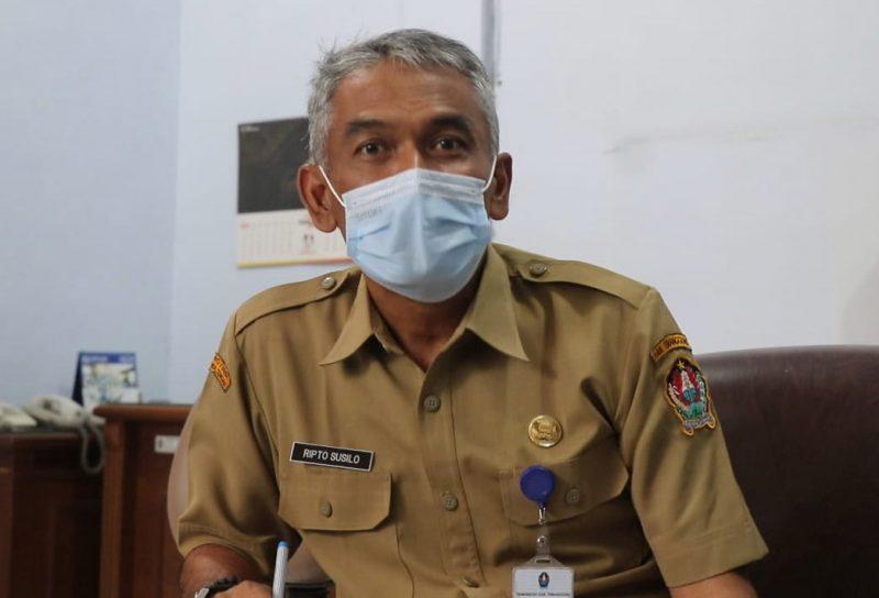 PLT Kepala Badan Kepegawaian dan Pengembangan Sumber Daya Manusia (BKPSDM) Kabupaten Temanggung, Ripto Susilo. (Foto: Diskominfo Temanggung)