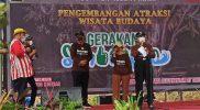 Sambanggo, jadi program andalan Pemkab majukan pariwisata di Kulonprogo. (Foto:Humas Kulonprogo)