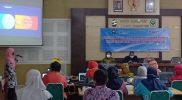 Sosialisasi dan pelatihan aplikasi Si Asmara. (Foto: Diskominfo Temanggung)