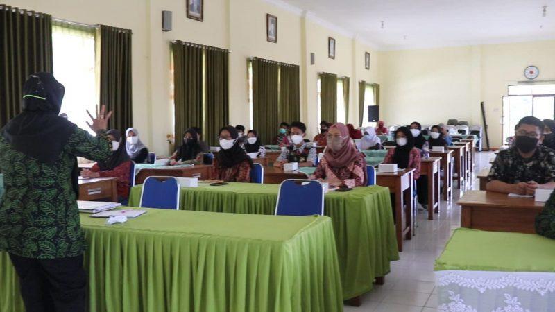 Sebanyak 30 siswa SMA Negeri 2 Temanggung disiapkan menjadi agen perubahan antiperundungan. (Foto:Diskominfo Jateng)