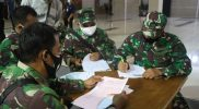 Pemerintah Kota Surakarta, PMI Surakarta dan Rotary Club Solo Area mengadakan skrining donor plasma untuk para penyintas. (Foto: Humas Pemkot Surakarta)