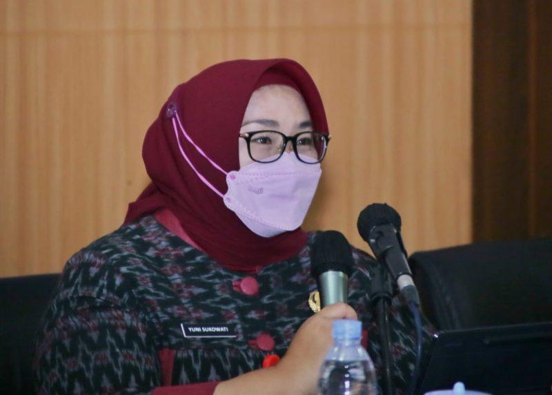 Bupati Sragen, Kusdinar Untung Yuni Sukowati. (Foto: Diskominfo Sragen)