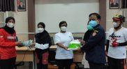 Karang Taruna Kota Yogyakarta membentuk tim pemulasaran jenazah Covid-19 khusus wanita yang bernama Srikandi Karang Taruna Jogja. (Foto:Humas Pemkot Yogya)