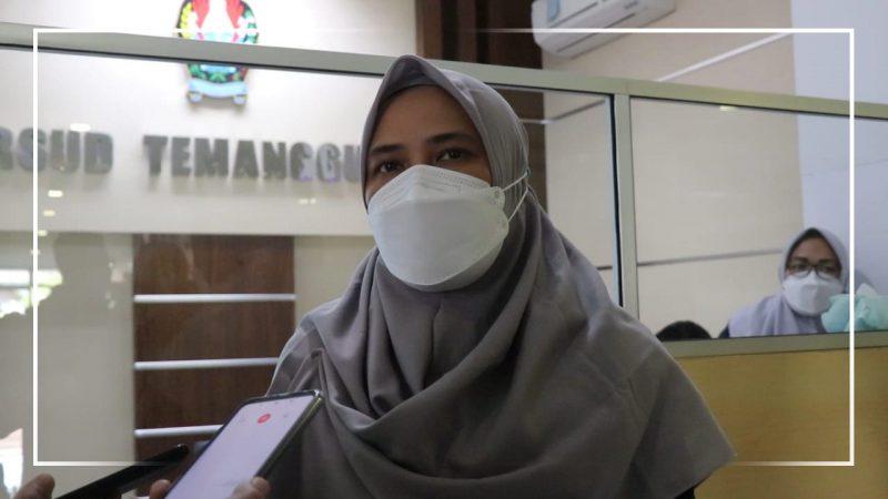 Tetty Kurniawati, Direktur RSUD Temanggung. (Foto: Diskominfo Kab Temanggung)