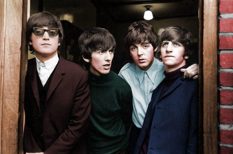 The Beatles. (Foto: teocarvalho.artstation.com)