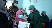 Puskesmas Bambanglipuro menggelar vaksinasi untuk ibu hamil di seluruh Kapanewon Bambanglipuro. (Foto: Humas Kab.Bantul)