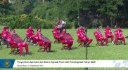 Para atlet kontingen Indonesia di ajang multi event olahraga Paralimpiade Tokyo 2020 menerima bonus dari dari pemerintah yang nominalnya sama dengan yang didapatkan peraih medali pada atlet olimpiade yang telah diberikan sebelumnya.(Foto:putra/kemenpora.go.id)