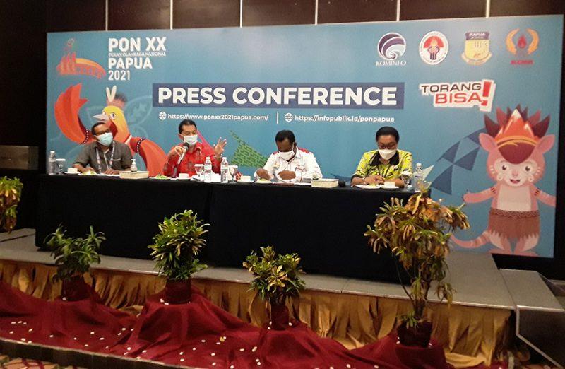 Bank Indonesia mendorong penggunaan QRIS untuk memfasilitasi transaksi pembayaran selama ajang PON Papua XX. (Foto:InfoPublik)