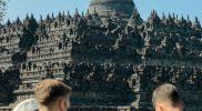 Candi Borobudur menjadi salah satu destinasi wisata yang akan dibuka dalam pelaksanaan simulasi. (Foto: media_twc)