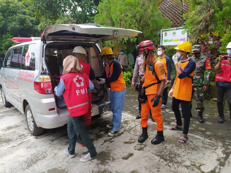 Menghadapi musim hujan, BPBD Kota Yogyakarta menyiapkan upaya untuk meminimalisir berbagai kemungkinan terjadinya bencana. (Foto: Humas Pemkot Yogya)