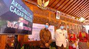 Pemerintah Kota Surakarta meluncurkan inovasi Strategi Pemanfaatan dan Aksesibilitas Cagar Budaya dengan digitalisasi, Teman Gardagita. (Foto: HUmas Pemkot Surakarta)