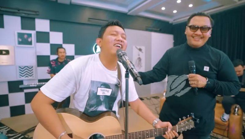 Denny Caknan dan Ndarboy Genk. (Foto: YouTube DC Production)