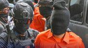 Tim Densus 88 Antiteror berhasil menangkap seorang pria berinisial T alias AR atas dugaan tindak pidana terorisme. (Foto: Divisi Humas Polri)