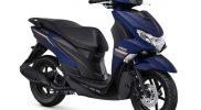 Warna dan grafik baru Yamaha FreeGo 2021. (Foto: Dokumentasi YIMM)