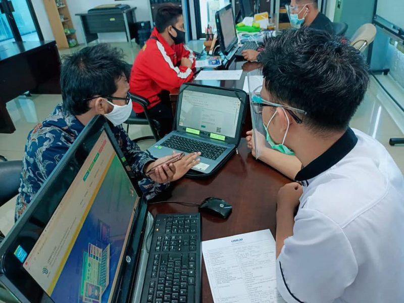 Digitalisasi UMKM jadi fokus Ganjar-Yasin genjot perekonomian rakyat. (Foto: Diskominfo Jateng)