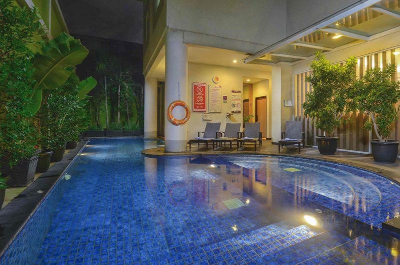Hotel Grand Tjokro Yogyakarta, salah satu hotel yang menyediakan fasilitas isoman pasien Covid-19. (Foto: grantjokro.com)