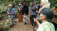 GPH Wijoyo Kusumo ngidung ngusir bencana. (Foto: Rakhmat Supriyono)