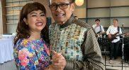Koes Hendratmo dan Aprilia Puspitawati (Foto: www.instagram.com/p/B8bs7NpgRpI/)