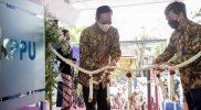 Sri Sultan saat Peresmian Kantor KPPU Wilayah VII. (Foto: Humas Pemda DIY)