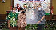 Wakil Walikota Heroe Poerwadi usai membuka silaturahmi nasional budayawan dan seniman Muhammadiyah. (Foto: Humas Pemkot Yogya)
