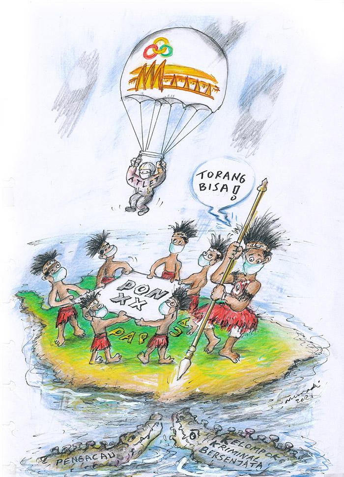 Torang Bisa! Munadi (2021)
