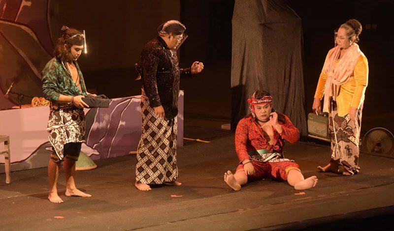 Penampilan perdana grup kesenian dari Kecamatan Sawit dalam acara Pentas Seni Tradisional Virtual yang digelar Pemkab Boyolali. (Foto: Diskominfo Kabupaten Boyolali)