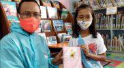 Perpustakaan Kota Yogyakarta kembali membuka layanan membaca di tempat, dengan kuota terbatas. (Foto: Humas Pemkot Yogya)