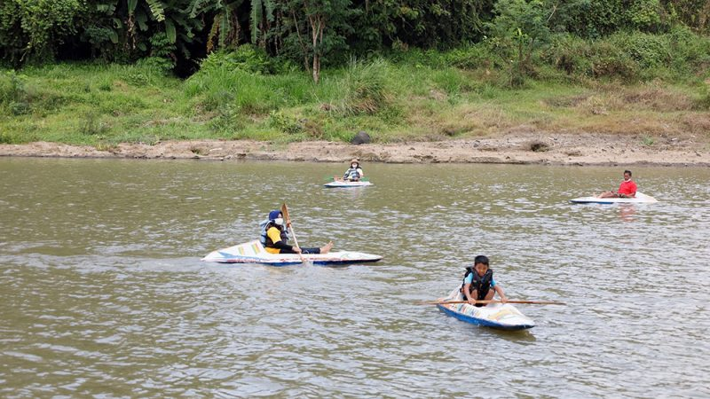 Destinasi wisata Praon Cawan Argodadi Sedayu, jadi rintisan wisata budaya yang dikembangkan Pemkab Bantul. (Foto: Humas Bantul)