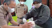 Meski jumlahnya sedikit, namun di Kabupaten Temanggung tercatat masih ada temuan kasus rabies. Vaksinasi rabies menjadi urgen dilakukan. (Foto:Diskominfo Temanggung)
