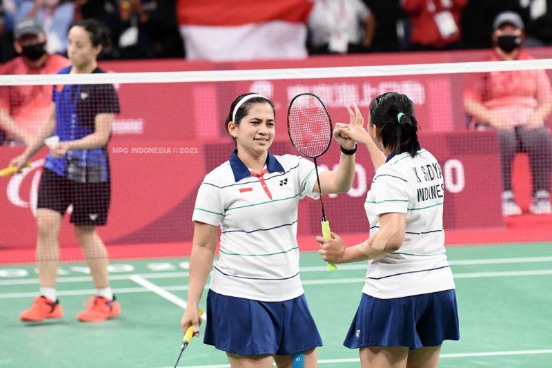 Ratri adalah juara dunia para badminton di tiga nomor yakni tunggal putri, ganda putri dan ganda campuran. (Foto:dok/npcindonesia/kemenpora.go.id)