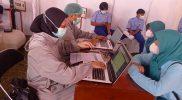 Ribuan pelajar di Kabupaten Magelang disasar vaksinasi Covid-19 yang digelar Badan Intelijen Negara. (Foto: Humas/beritamagelang)
