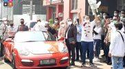 Kebebasan Saipul Jamil disambut meriah penggemarnya. Namun demikian ada juga warganet yang mencibirnya. (Foto: YouTube MOP Channel)