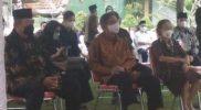 SBY hadir di acara pemakaman ibu mertua di Purworejo, Jateng. (Foto: Istimewa)