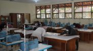 Suasana praktik siswa kelas XI jurusan Tata Boga SMKN 3 Klaten. (Foto: Diskominfo Klaten)
