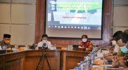 Komisi X DPR RI melakukan kunjungan ke Kabupaten Sragen guna memastikan kelancaran kesiapan sekolah penggerak di Kabupaten Sragen. (Foto: Diskominfo Sragen)
