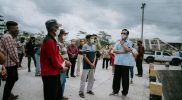 Sri Sultan meminta agar para penambang pasir yang menggunakan alat berat di sekitar lereng Gunung Merapi harus segera berhenti beroperasi. (Foto: Humas Pemda DIY)