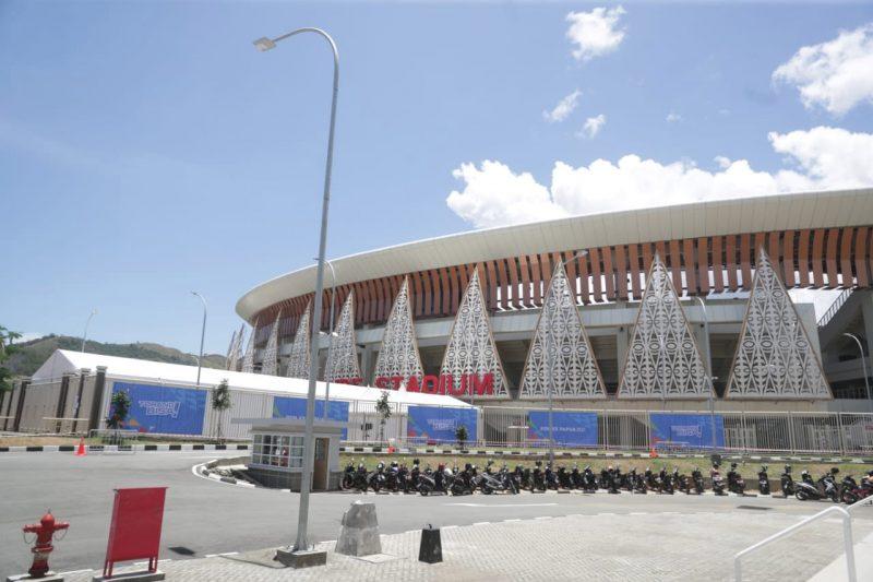 BMKG menyatakan komitmennya untuk mendukung penuh penyelenggaraan Pekan Olahraga Nasional (PON) XX di Provinsi Papua yang akan dilaksanakan pada bulan Oktober 2021. (Foto:rayki/kemenpora.go.id)