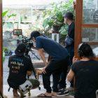 Syuting film YK48 produksi Pehagengsi. (Foto: Dokumentasi Pehagengsi)