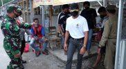 Tim Gabungan menjemput warga yang belum vaksin. (Foto: Diskominfo Kabupaten Boyolali)
