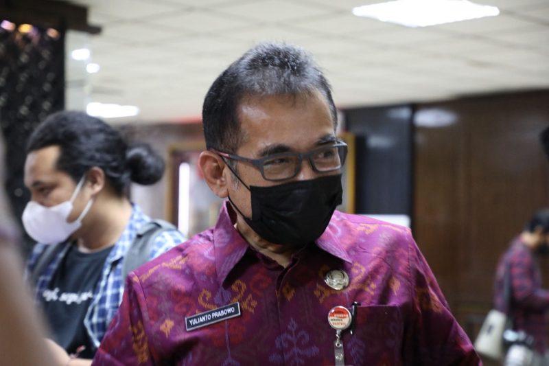 Kepala Dinas Kesehatan Provinsi Jateng, Yulianto Prabowo. (Foto: Diskominfo Jateng)