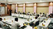 Warga Wadas melakukan audensi bersama BBWS. (Foto: Zainuri Arifin)
