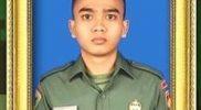 Almarhum Praka (Anumerta) Ida Bagu Putu gugur saat menjalankan tugas oleh kekejaman KKB. (Foto: Dokumen Yonif 403/WP)