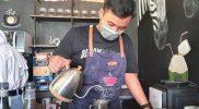 Misi utama Skanslove Coffee adalah untuk media pembelajaran peserta didik, yang erat kaitannya dengan kesiapan mereka dalam menghadapi dunia kerja. (Foto: MC Batang)